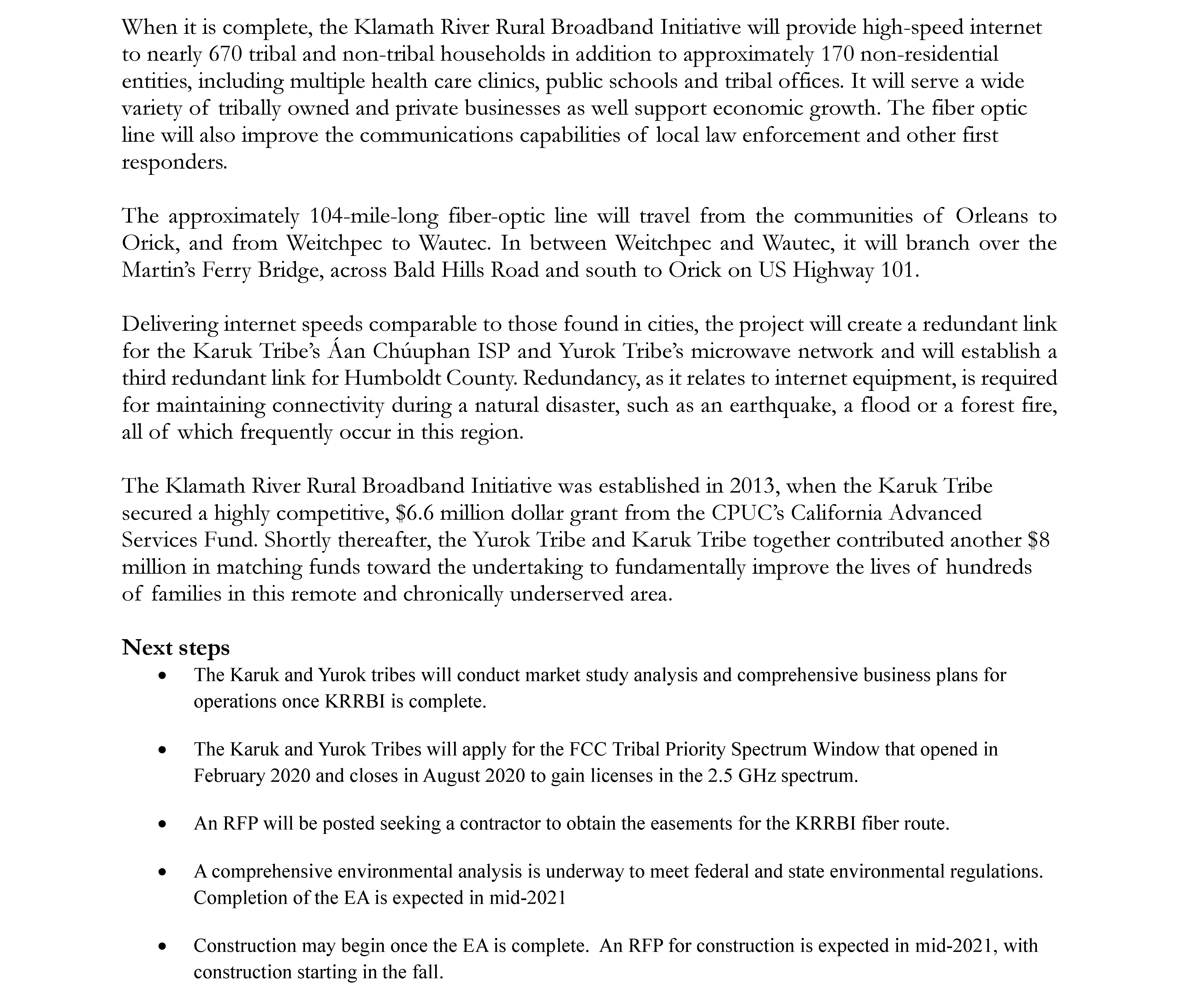 Press release KRRBI Karuk Yurok Page 2
